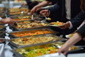 catering in Preston